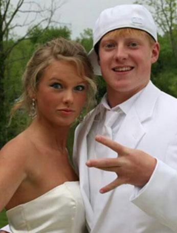 celebrity 8 e1559806965502 20 Celebrity Prom Pictures That Prove No-One Was Cool In High School
