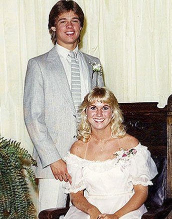 celebrity 9 e1559807012180 20 Celebrity Prom Pictures That Prove No-One Was Cool In High School