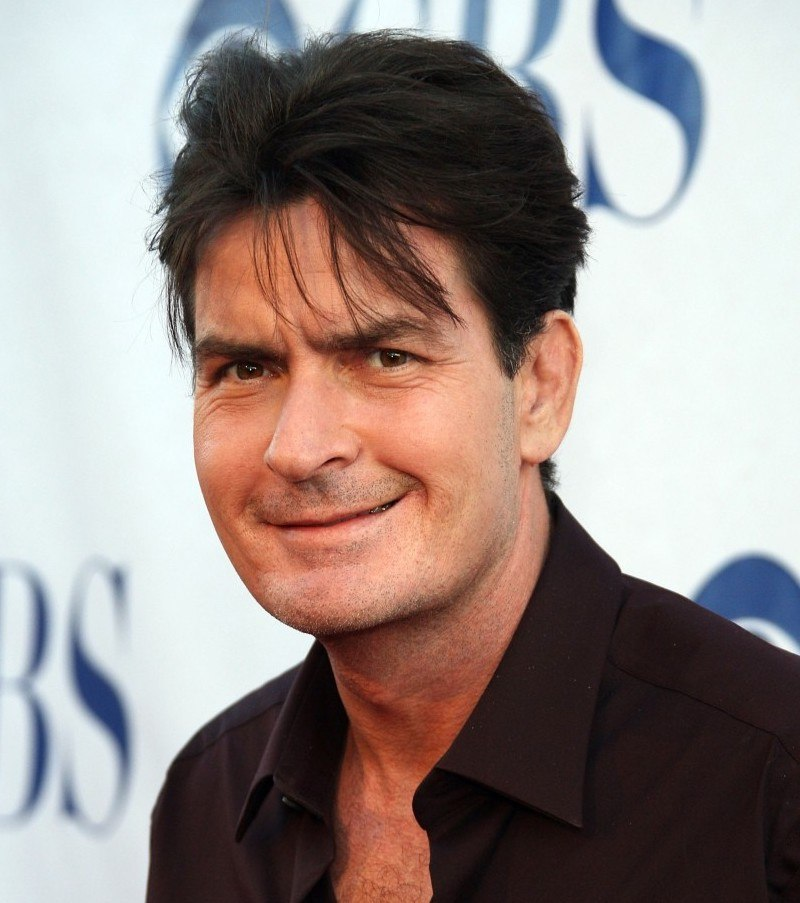 charlie sheen 9481297 3 raw 20 Celebrities You Didn't Know Had Committed Crimes