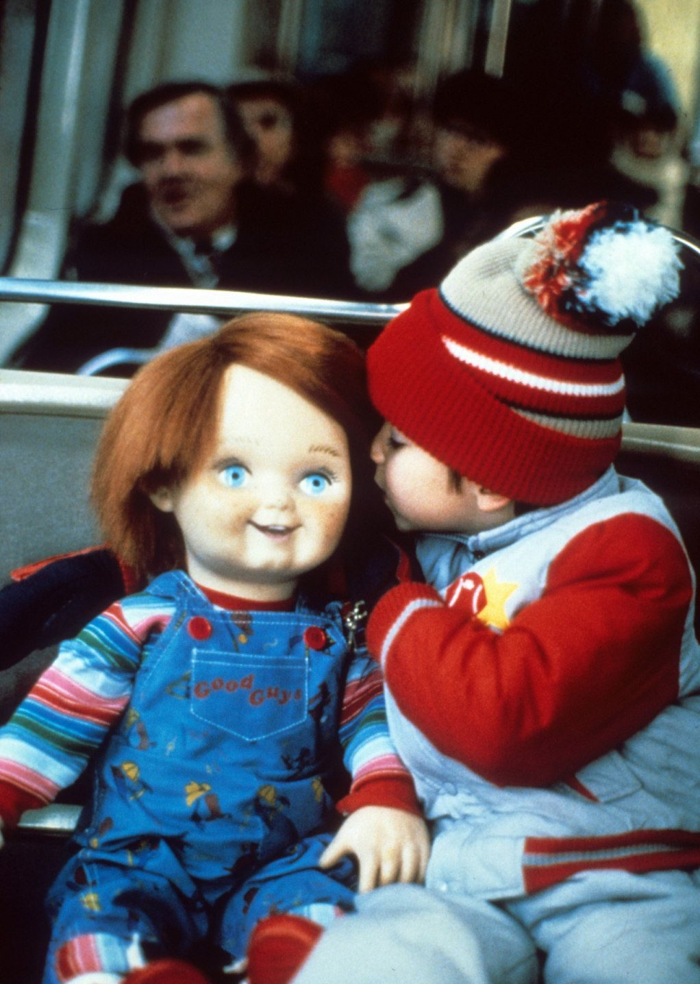 chucky 2 e1561365459639 10 Things You Never Knew About Chucky's Child's Play Franchise