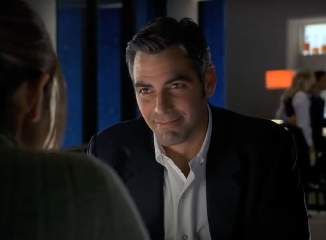 clooney suit scene out of sight 10 Things You Probably Didn't Know About George Clooney