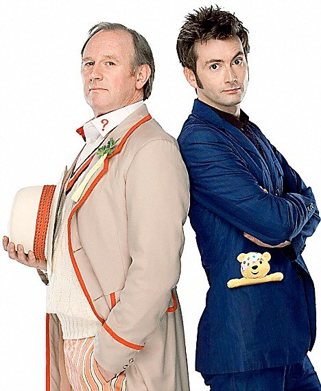 david 5 10 Things You Didn't Know About David Tennant