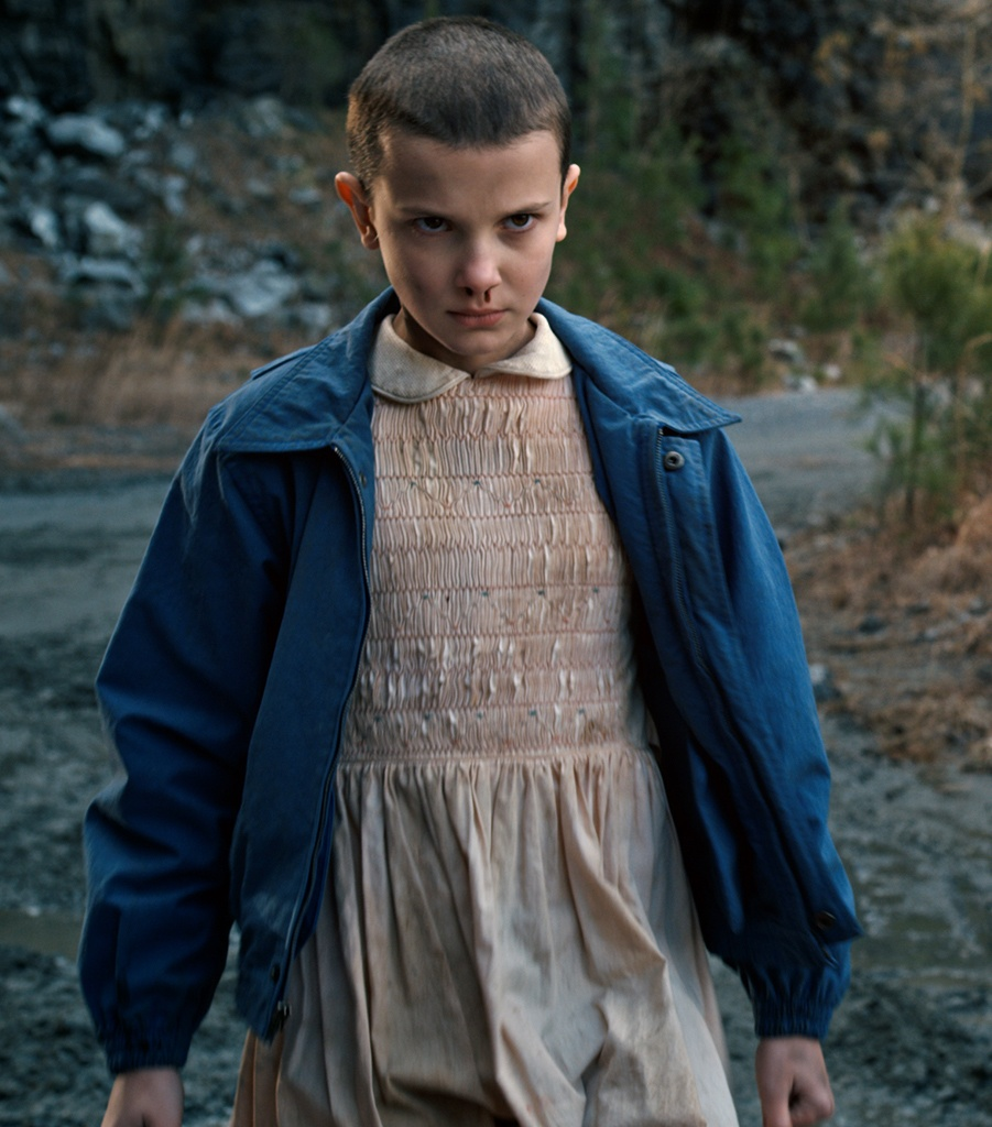 eleven stranger things press billboard 2016 1548 20 Things You Didn't Know About Stranger Things