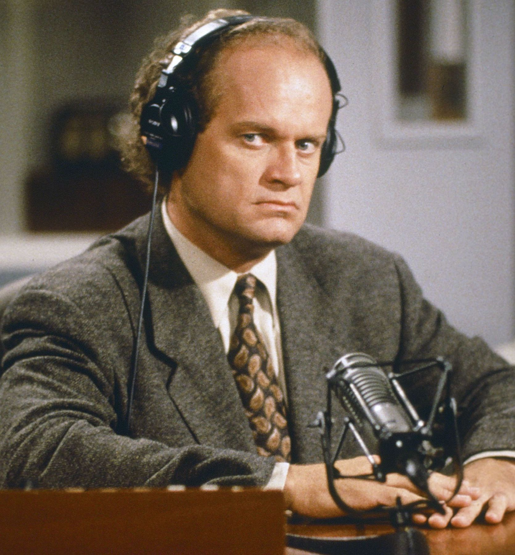 frasier kelsey grammer 1552497904 24 Things You Didn't Know About The X-Men Films