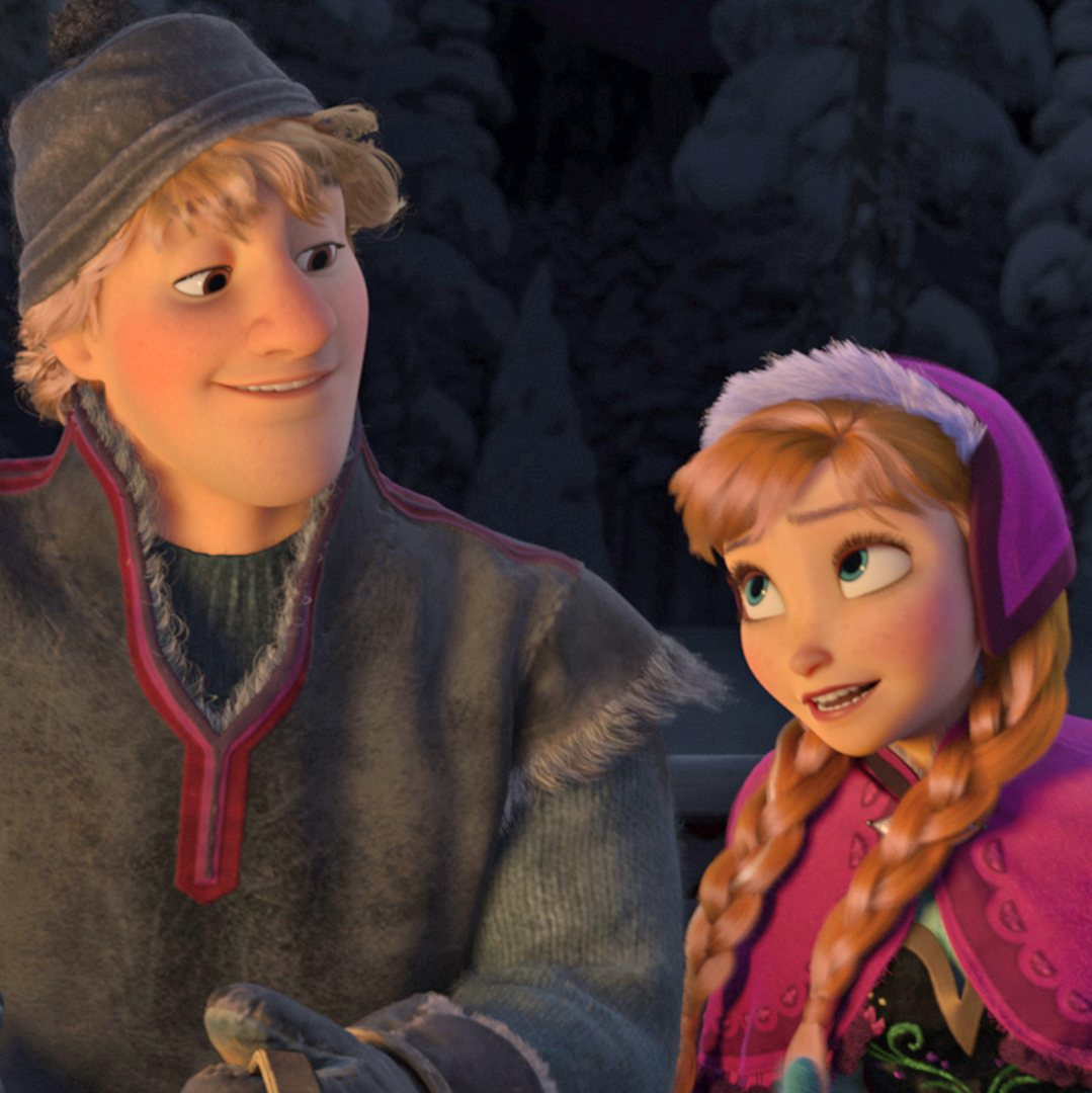 frozen anna kristof once upon a time 29 Naughty Hidden Secrets In Disney Films