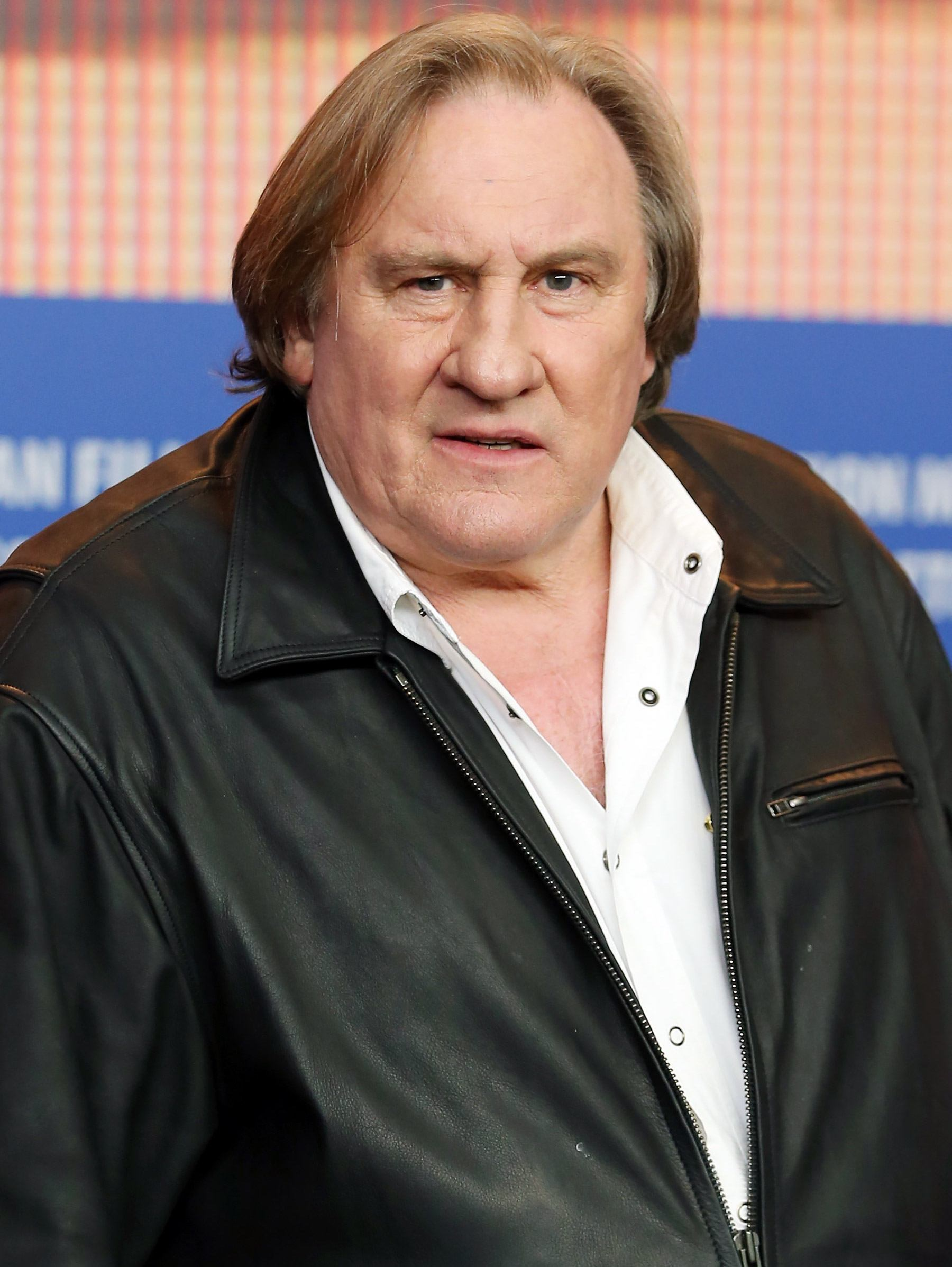 gerard depardieu 20 Celebrities You Didn't Know Had Committed Crimes
