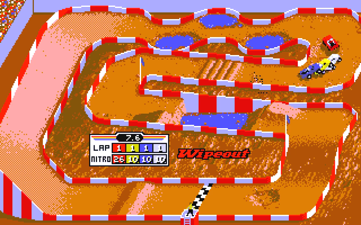 ivan ironman stewarts super off road 04 Classic Sega Master System Games - Which Was Your Favourite?