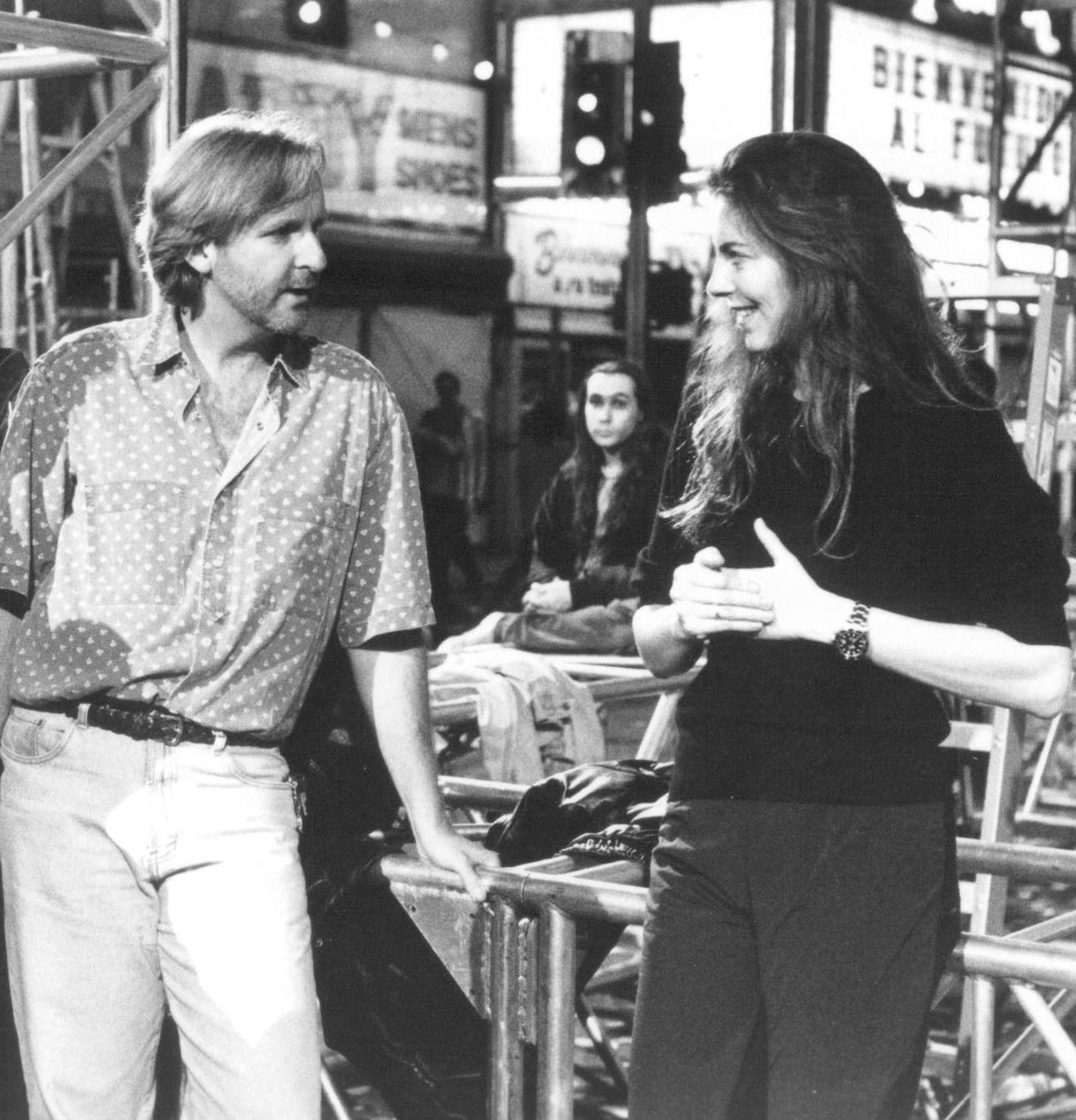 james cameron and kathryn bigelow strange days 24 Things You Didn't Know About The X-Men Films
