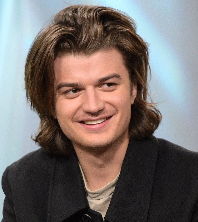 joe keery shave head 20 Things You Didn't Know About Stranger Things