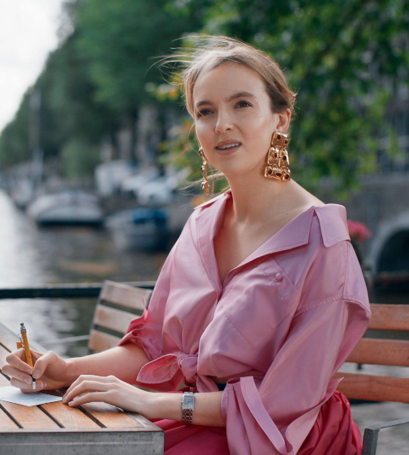 killing eve fashion 3 10 Things You Didn't Know About Killing Eve