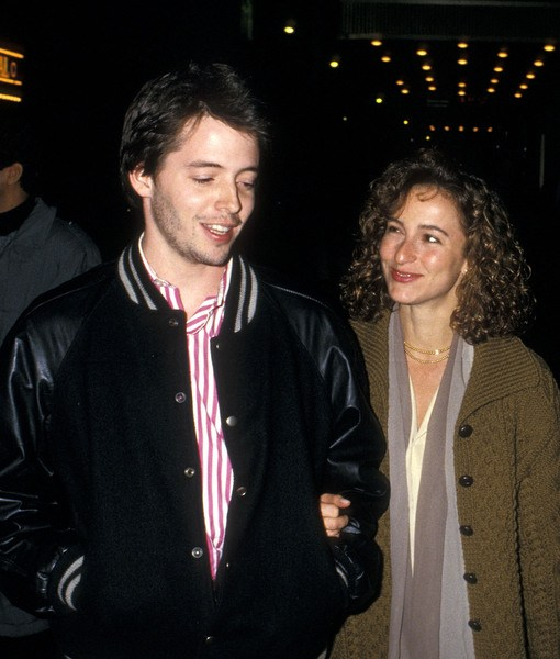 matthew broderick jennifer grey 20 Celebrities You Didn't Know Had Committed Crimes