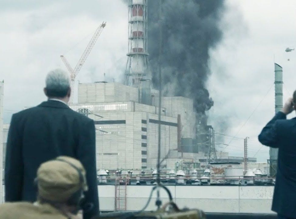 maxresdefault 13 Here's What The Chernobyl Cast Look Like Compared To Their Real-Life Counterparts