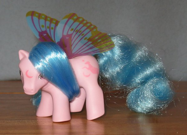 Wherever new My Little Ponies avoided too many children's games and remained in mint condition, they've taken on almost antique status. The best place to buy and sell them tends to be the auction page eBay, where you'll often see the best offers.