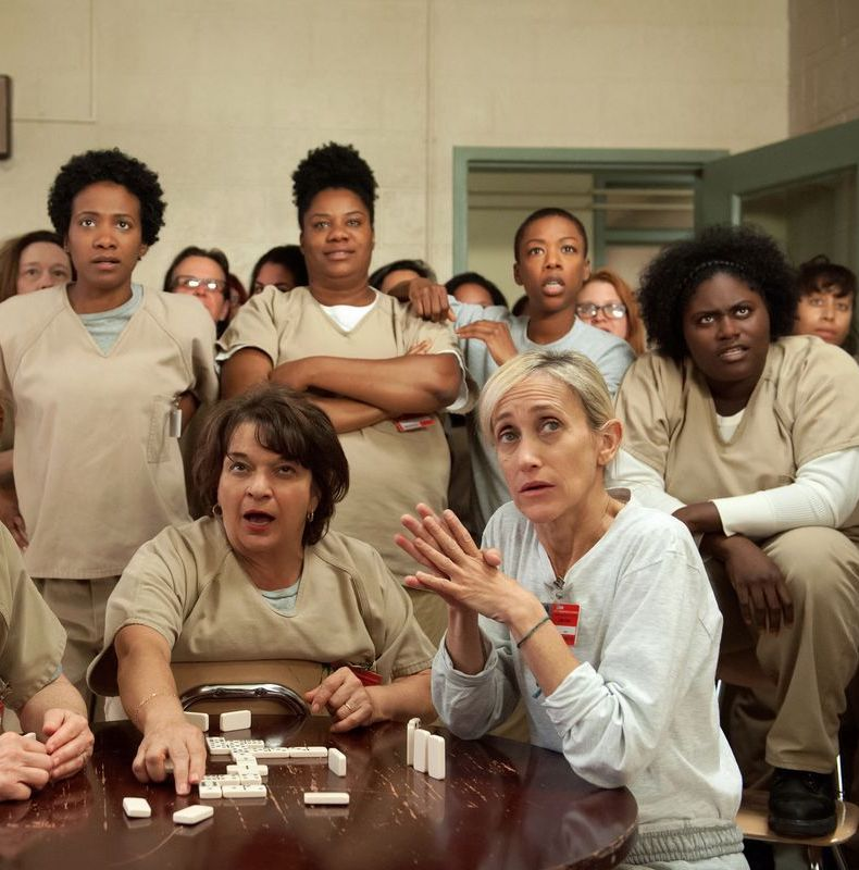 orange.0.0 25 Things You Didn't Know About Orange Is The New Black