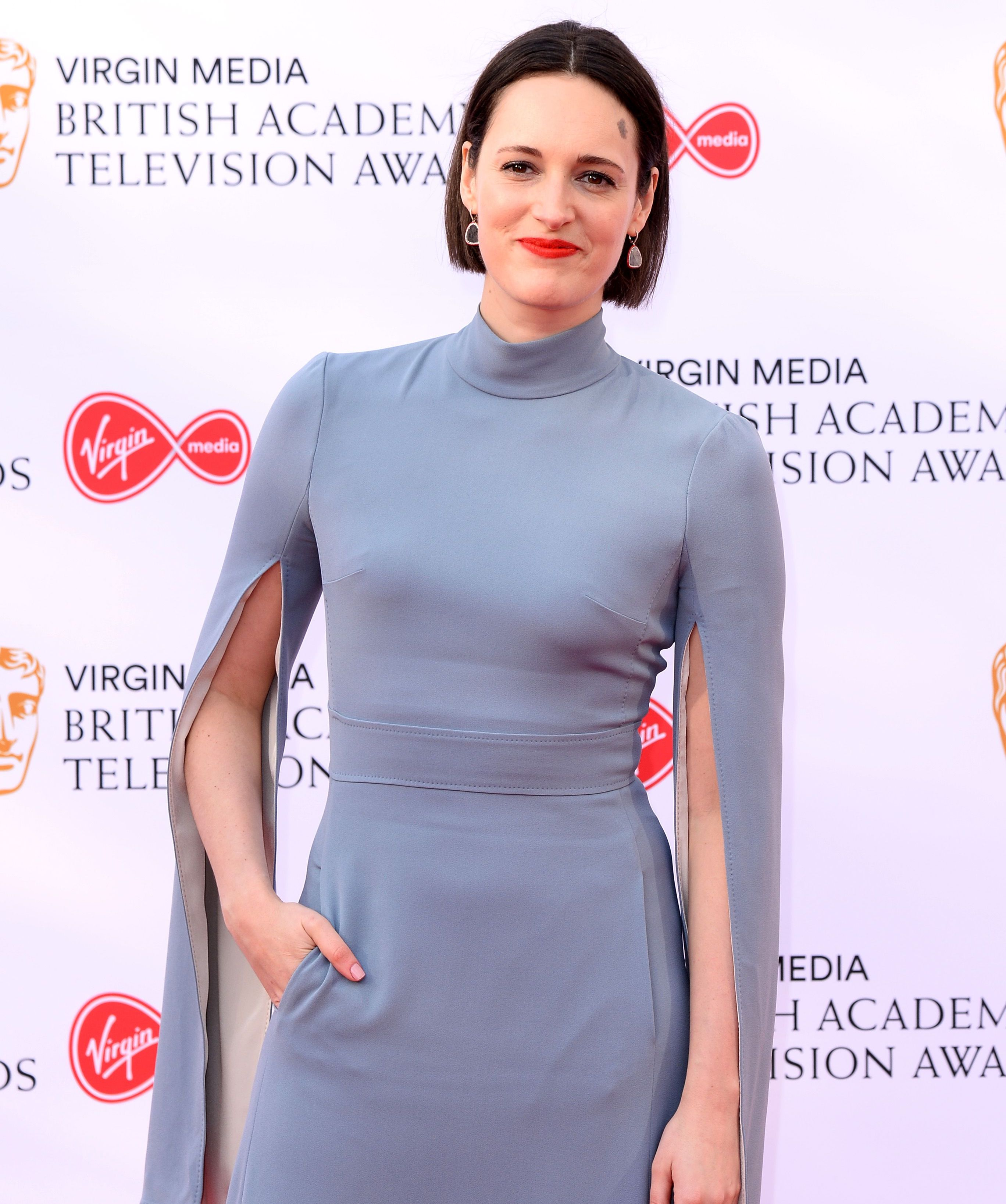 phoebe waller bridge attends the virgin media british news photo 1148688786 1557741102 10 Things You Didn't Know About Killing Eve