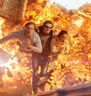quicksilver 0 24 Things You Didn't Know About The X-Men Films