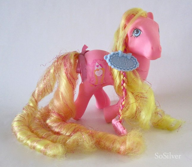rapunzel These Classic My Little Pony Toys Could Earn You A Fortune