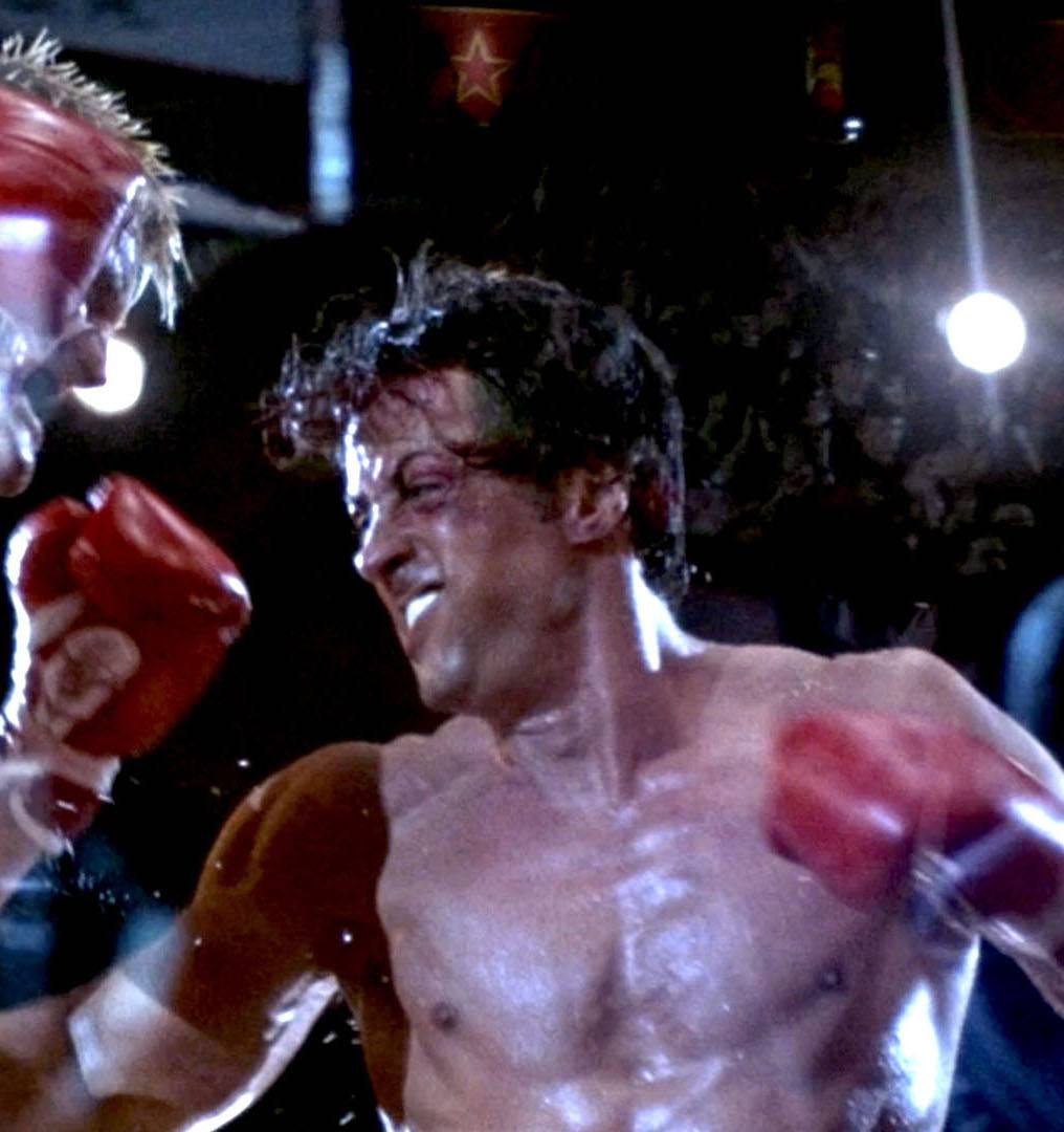 rocky 4 12 20 Film Scenes That Nearly Killed The Actor