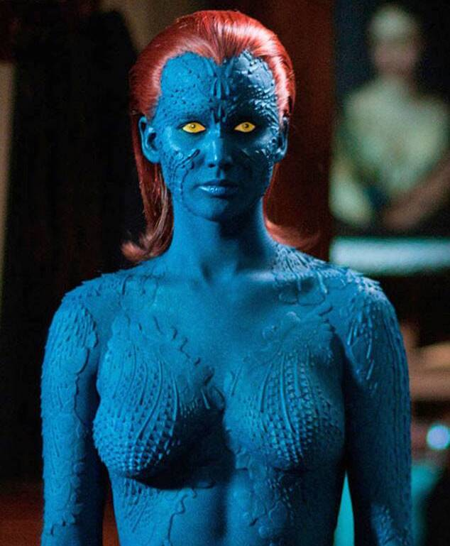 rs 634x1024 140723124003 634.xmen jennifer lawrence 24 Things You Didn't Know About The X-Men Films