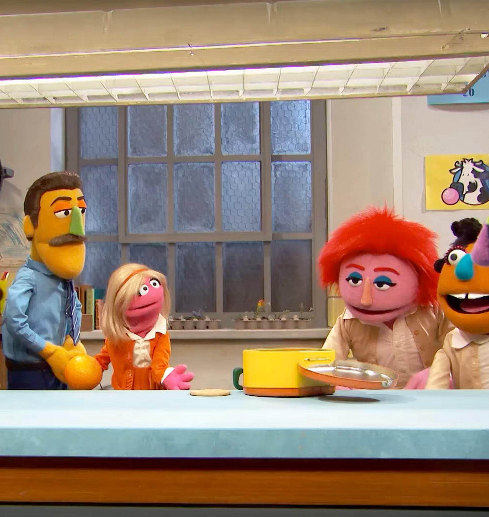 sesame street orange is the new snack 25 Things You Didn't Know About Orange Is The New Black