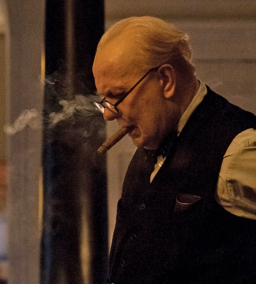 the darkest hour gary oldman 10 Actors Who Seriously Injured Themselves To Win An Oscar