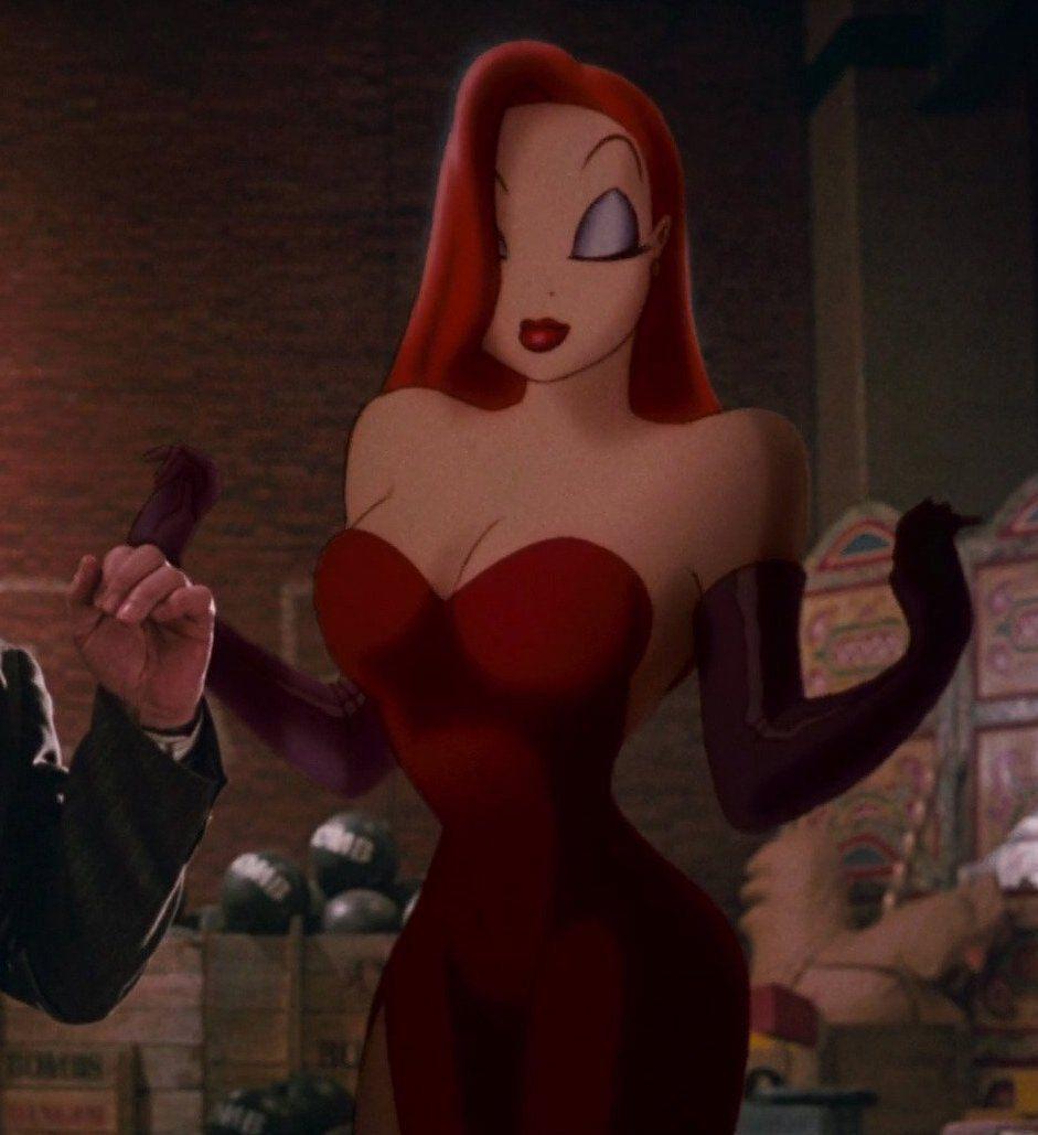 who framed roger rabbit jessica eddie valiant 29 Naughty Hidden Secrets In Disney Films