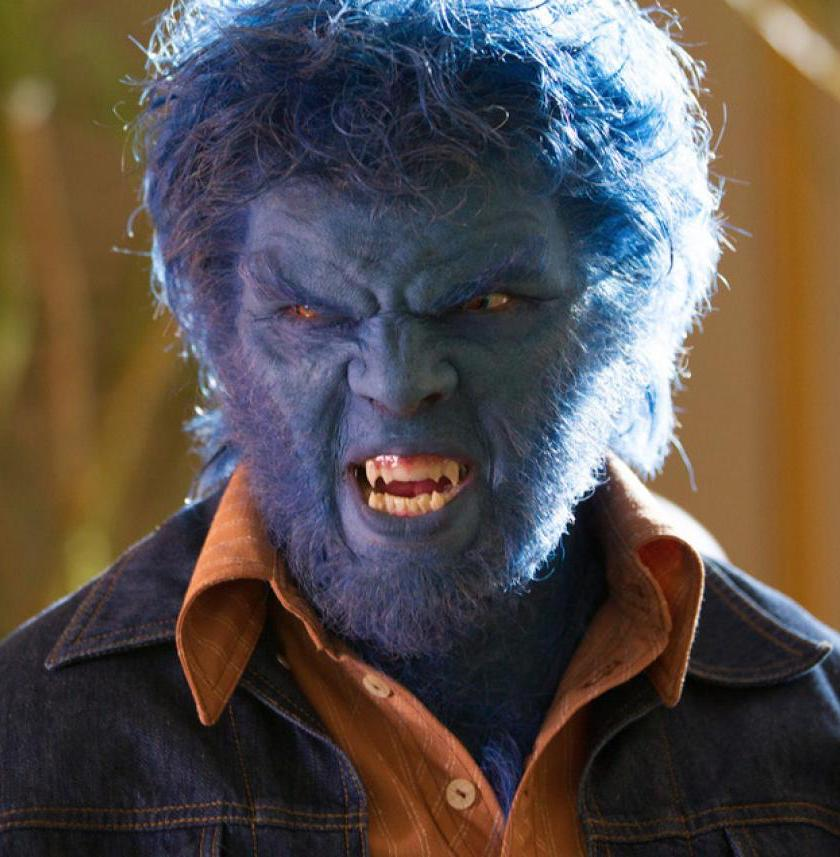 x men days of future past movie still 07 beast 24 Things You Didn't Know About The X-Men Films