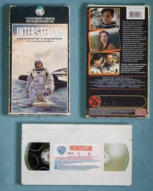 1 23 12 Modern Movies Brilliantly Reimagined As VHS Tapes