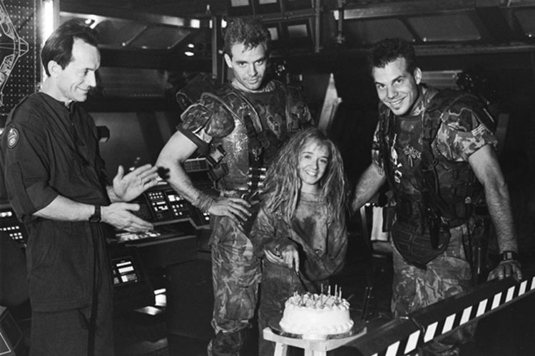 1 26 14 Rare Behind The Scenes Photos From Your Favourite 80s Sci-Fi Movies