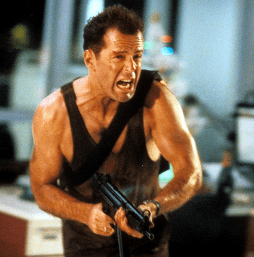 10McClane 12 Of The Most Iconic Movie Characters From The 1980s!