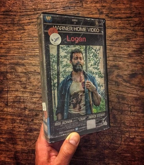 11 1 12 Modern Movies Brilliantly Reimagined As VHS Tapes