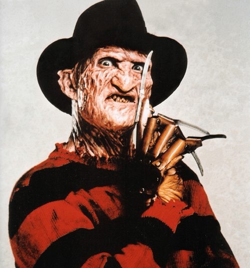11Krueger 12 Of The Most Iconic Movie Characters From The 1980s!