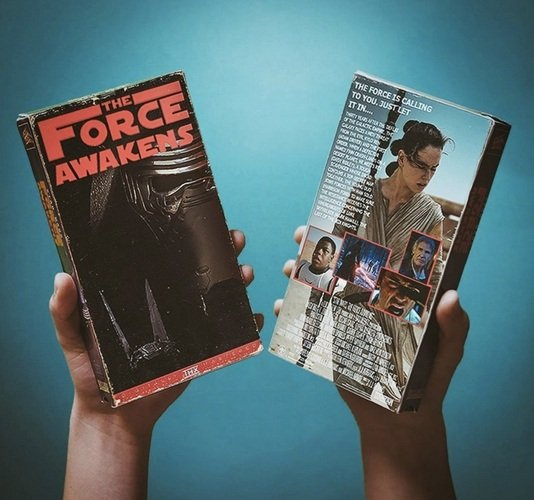12 2 12 Modern Movies Brilliantly Reimagined As VHS Tapes