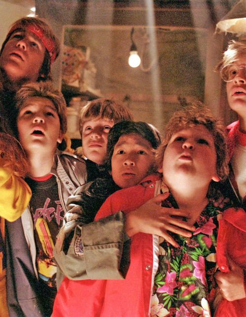 12Goonies 12 Classic 80s Adventure Films, Which Was Your Favourite?