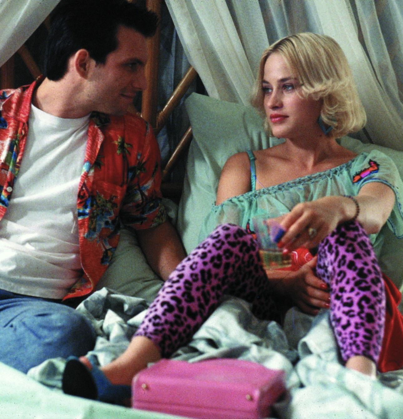 1447367690 movies true romance christian slater patricia arquette 25 Things You Never Knew About Reservoir Dogs