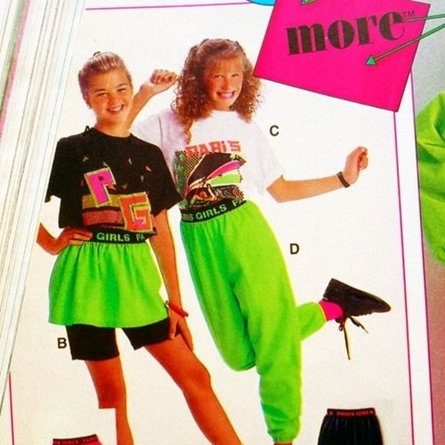 2 15 10 Items Of Clothing We All Remember From The 1980s