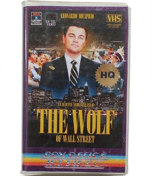 2 26 12 Modern Movies Brilliantly Reimagined As VHS Tapes