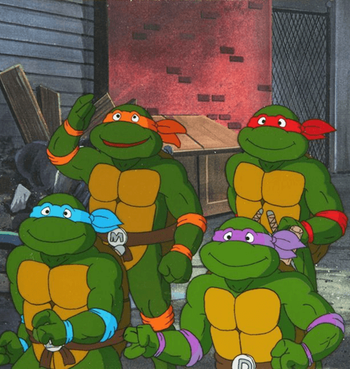 2Turtles 10 Catchphrases We Loved Hearing In Our Favourite 80s Shows And Movies!