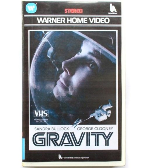3 24 12 Modern Movies Brilliantly Reimagined As VHS Tapes