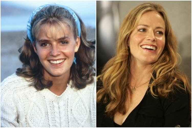 Elisabeth Shue as Ali Mills and now
