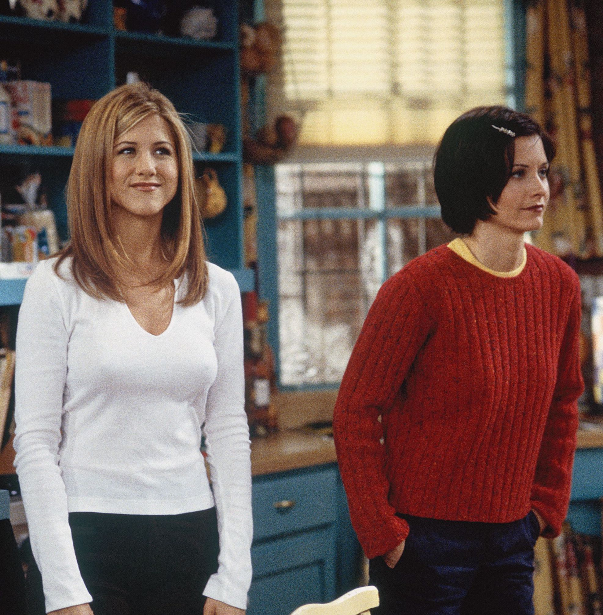 3. FRIENDS 2 20 Things You Never Knew About Jennifer Aniston