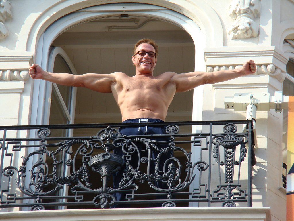 4029102338 8b4868014f b 25 Things You Probably Didn't Know About Jean-Claude Van Damme