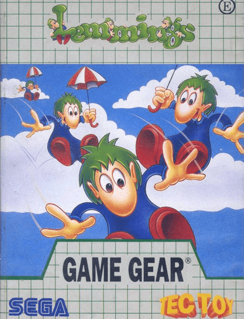 4Lemmings How Many Of These 10 Classic Sega Game Gear Games Do You Remember?