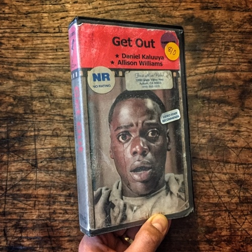 5 21 12 Modern Movies Brilliantly Reimagined As VHS Tapes