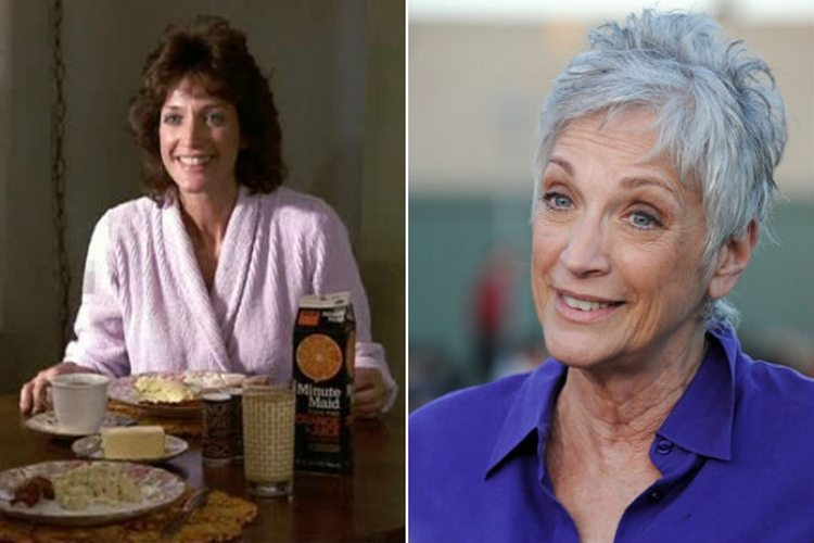 Randee Heller as Lucille LaRusso and now