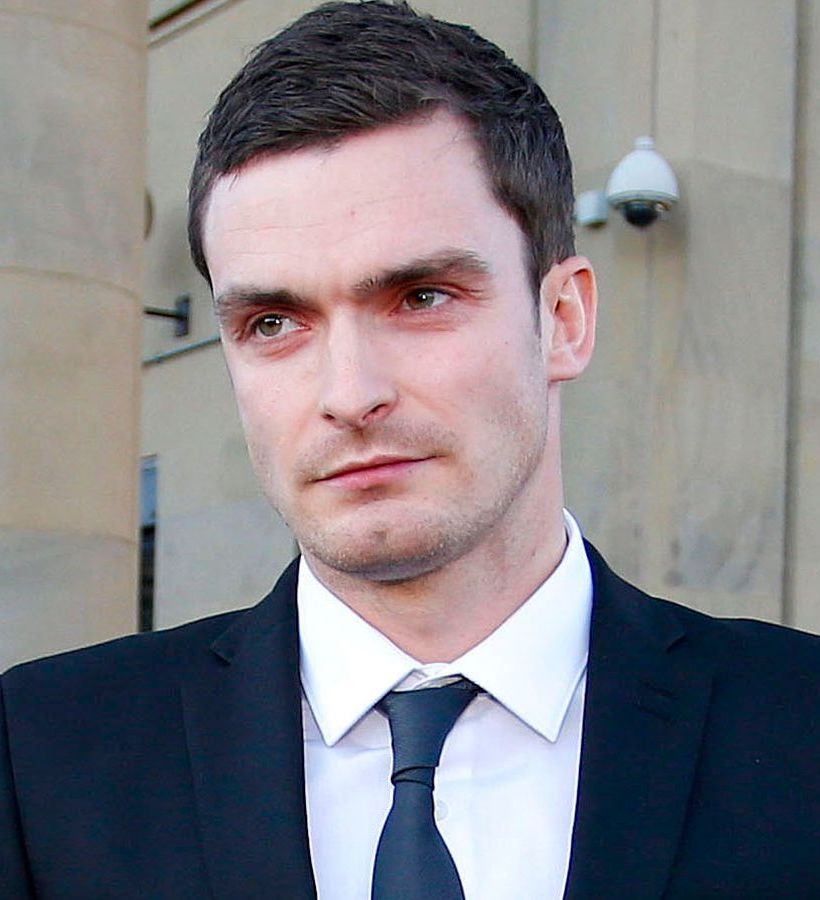 5 ADAM JOHNSON 10 Sports Stars Who Committed Terrible Crimes
