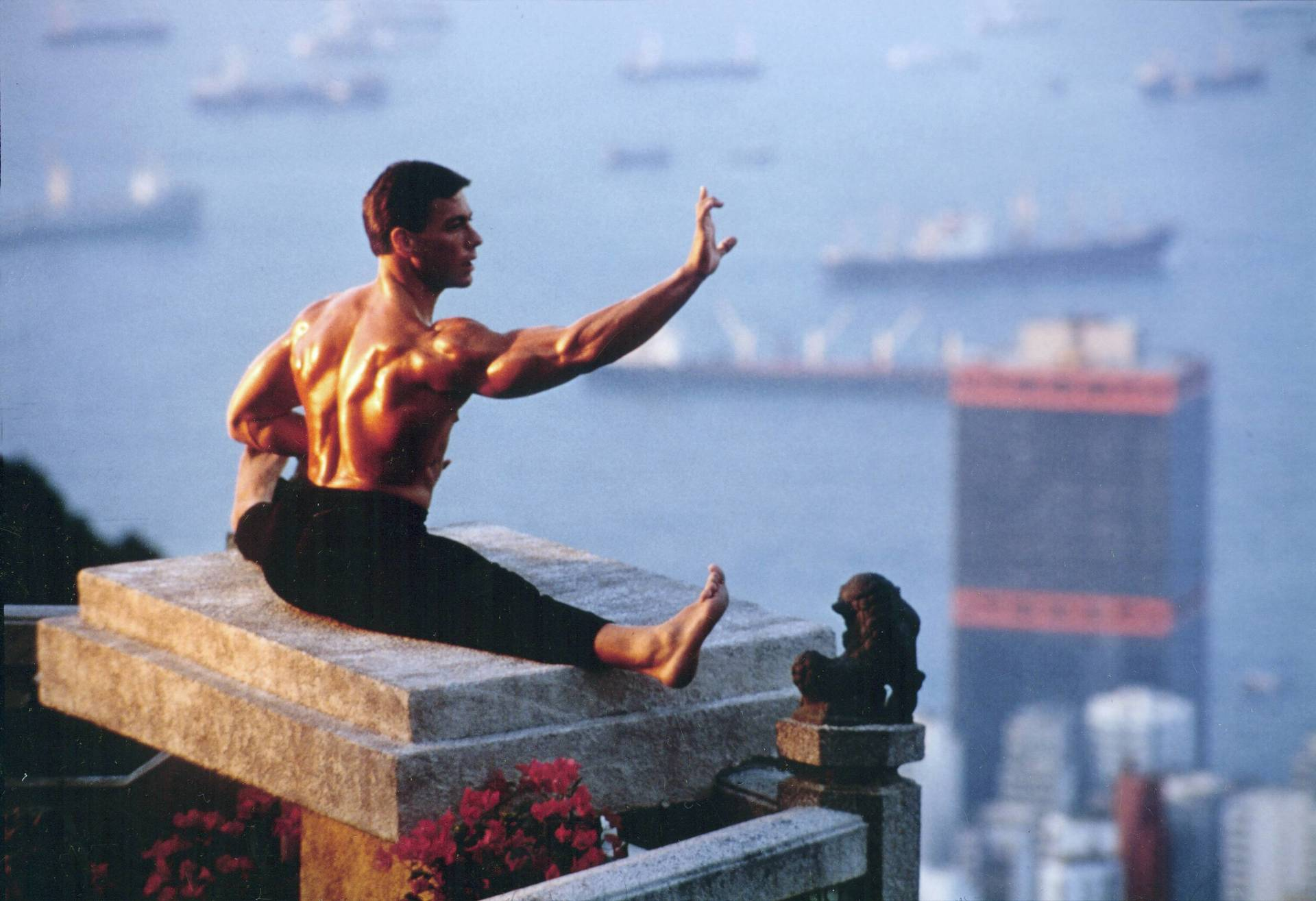 5f856226ae5ac9649b320eb8 25 Things You Probably Didn't Know About Jean-Claude Van Damme