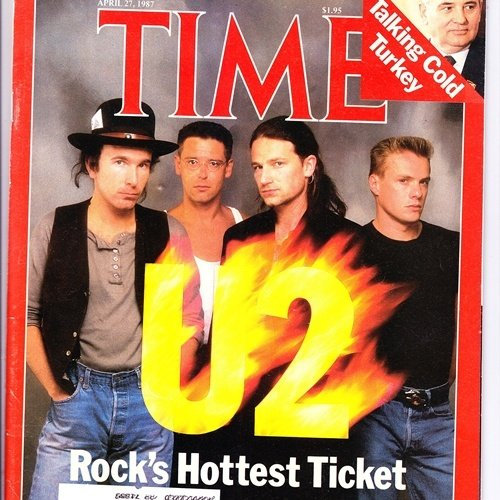 6 2 10 Things You Probably Didn't Know About U2