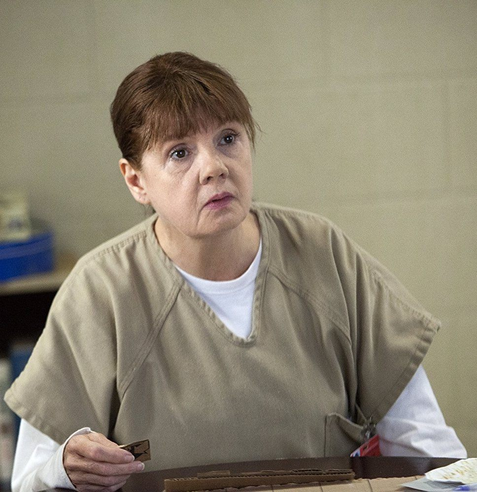 6 norma Here's What The Orange Is The New Black Cast Looks Like In Real Life