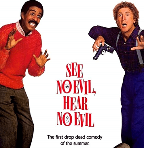 6Hit 12 Things You Probably Never Knew About See No Evil, Hear No Evil!
